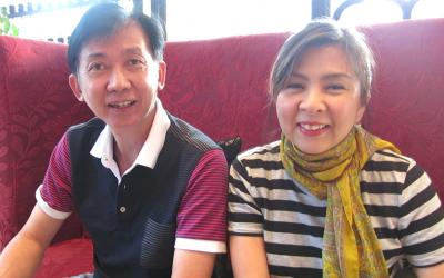 คลิปสัมภาษณ์ ผู้ปกครอง น้องเพชร แพทยศาสตร์ Fudan Univesity