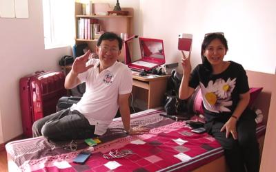 คลิปสัมภาษณ์ ผู้ปกครอง น้องมิว แพทยศาสตร์ Fudan Univesity