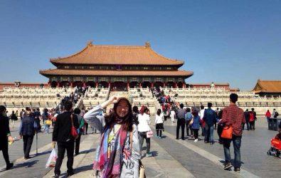 สัมภาษณ์ พี่สุ่ย โครงการภาษาจีนระยะยาว เมืองปักกิ่ง