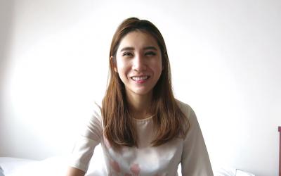 คลิปสัมภาษณ์น้องแพตตี้ แพทยศาสตร์ Zhejiang University