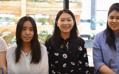 คลิปสัมภาษณ์กลุ่มน้องๆแพทยศาสตร์ Fudan University