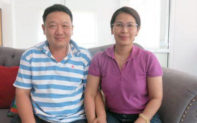คลิปสัมภาษณ์ ผู้ปกครอง น้องเกียร์ แพทยศาสตร์ Fudan Univesity