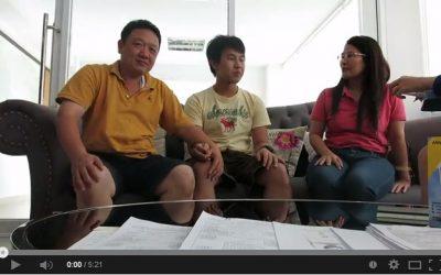 คลิปสัมภาษณ์น้องเกียร์ หลังได้ตอบรับศึกษาต่อ Fudan University