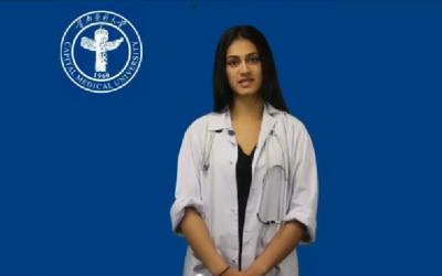 คลิปแนะนำ Capital Medical University เรียนหลักสูตรแพทย์อินเตอร์ (MBBS)