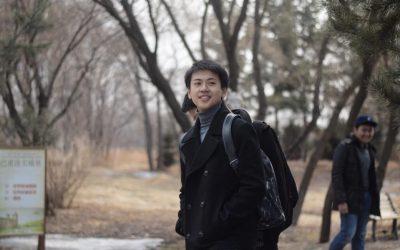 สัมภาษณ์ พี กับประสบการณ์การไปซัมเมอร์แคมป์จีนครั้งแรก