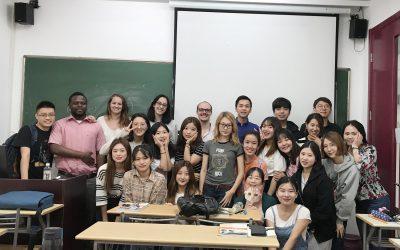ใบสมัครเข้าร่วมโครงการหลักสูตรเรียนภาษาจีนระยะยาว