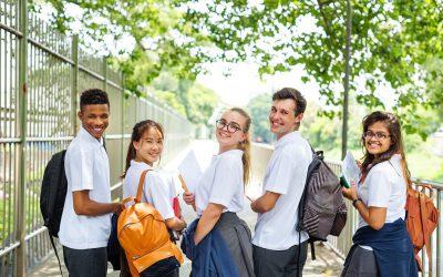 ใบสมัครเข้าร่วมโครงการเรียนต่อมัธยมที่ประเทศจีน
